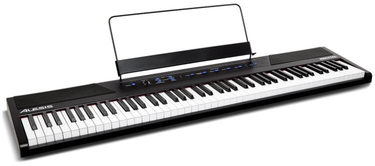 avis piano numérique alesis recital