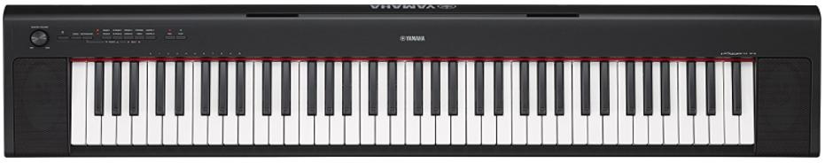 piano numérique Yamaha NP32B