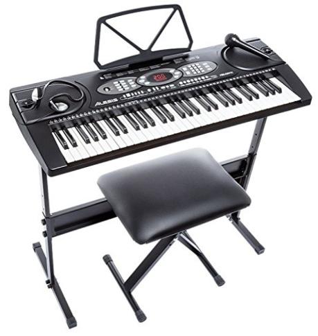 avis piano numérique Alesis Melody 61