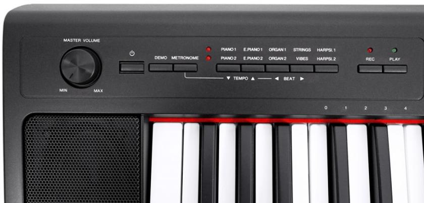 avis piano numérique Yamaha NP32B