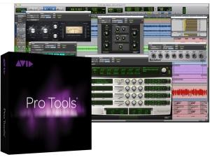 Pro tools, logiciel musique séquenceur le plus puissant du marché