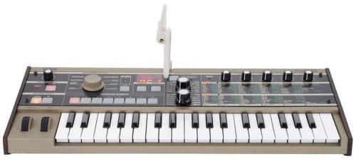 Synthé Microkorg pour la création musicale