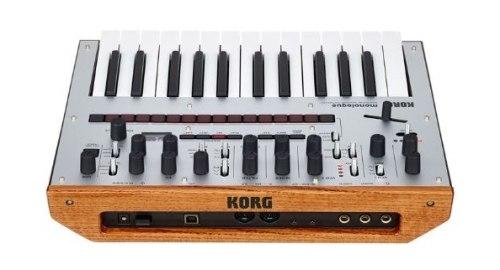 Les défauts relevés sur le synthétiseur Korg Monologue