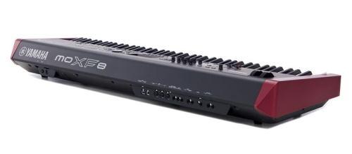 Critères techniques du synthétiseur ultramoderne Yamaha MOX F8