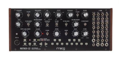 Différents critères du Moog Mother