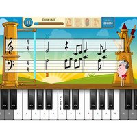 Dust Busters Piano Game App