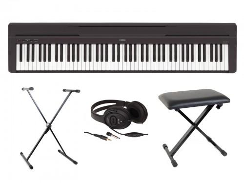 Piano numérique Yamaha fullpack P45