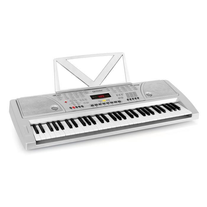 piano numérique Schubert Etude 61