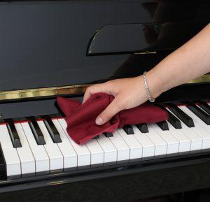 Piano nettoyage