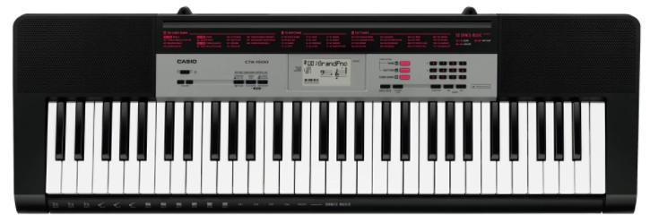 piano numérique Casio CTK-495 1500