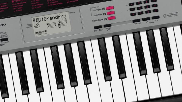 avis piano numérique Casio CTK-495 1500
