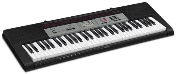 test piano numérique Casio CTK-495 1500
