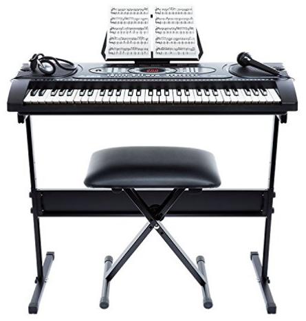 piano numérique Alesis Melody 61