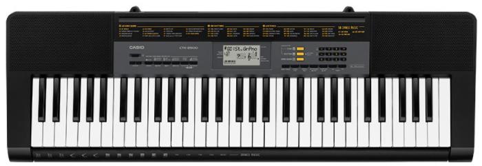 piano numérique Casio CTK 495 2500