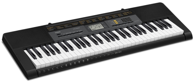 avis piano numérique Casio CTK 495 2500