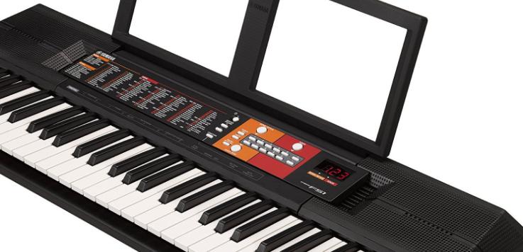 avis piano numérique yamaha PSR F51