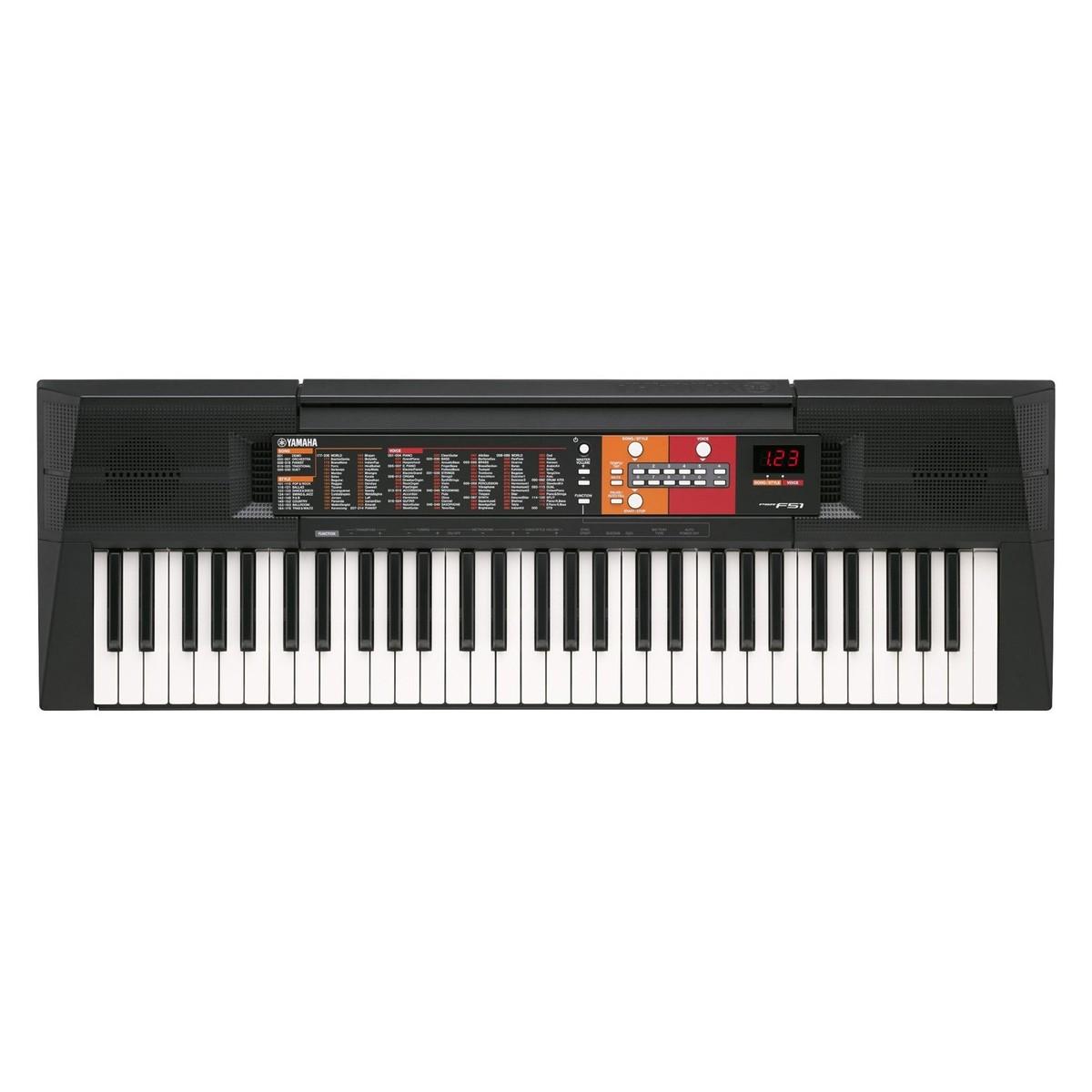 piano numerique yamaha PSR-F51