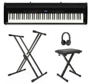 Accessoires accompagnant ce piano numérique Kawai ES-8-B