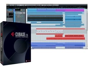 logiciel musique séquenceur Cubase pour ses créations musicales