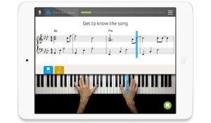 Apprendre le piano en ligne avec la méthode Skoove