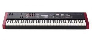 Présentation du synthétiseur Yamaha MOX F8