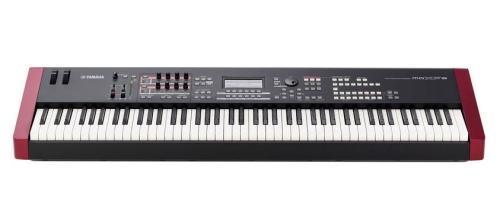 Présentation du synthé Yamaha MOX F8