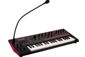 Zoom sur le synthétiseur Roland JD-Xi