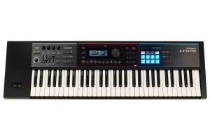 Quelques mots sur le synthétiseur Roland Juno DS 61