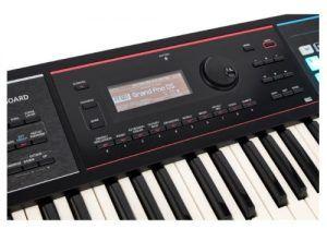 Synthétiseur de la gamme Juno Roland Juno DS 61