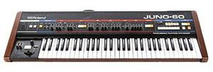 Synthétiseur Roland Juno-60