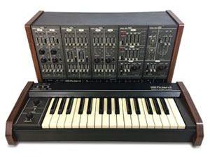 Synthétiseur Roland System-100m