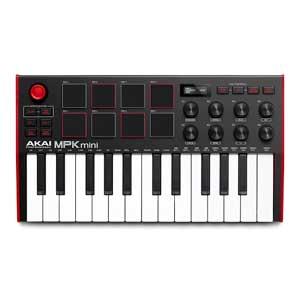 Clavier MIDI Akai MPK Mini MK3